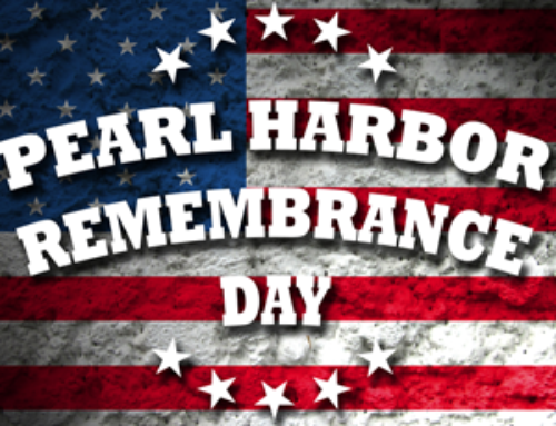 Remembering Pearl Harbor Sat. Dec. 3