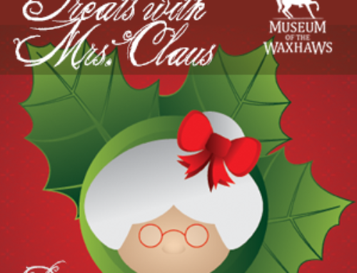 Dec. 10, 2-3 Treats with Mrs. Claus – Reserve Your Spot!